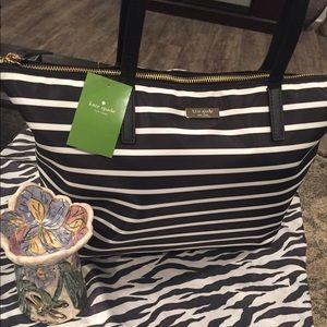 Kate ♠️Spade large tote bag